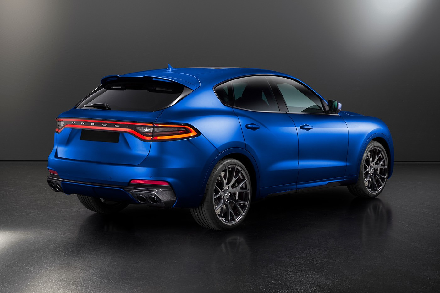 Alfa Stelvio With Dodge Face Swap Is Funny, Hints at 5 Journey