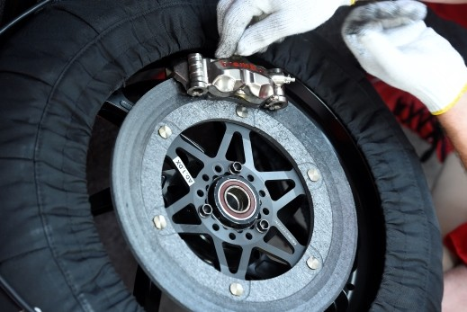 All 2017 Motogp Teams Now Use Brembo Braking Systems