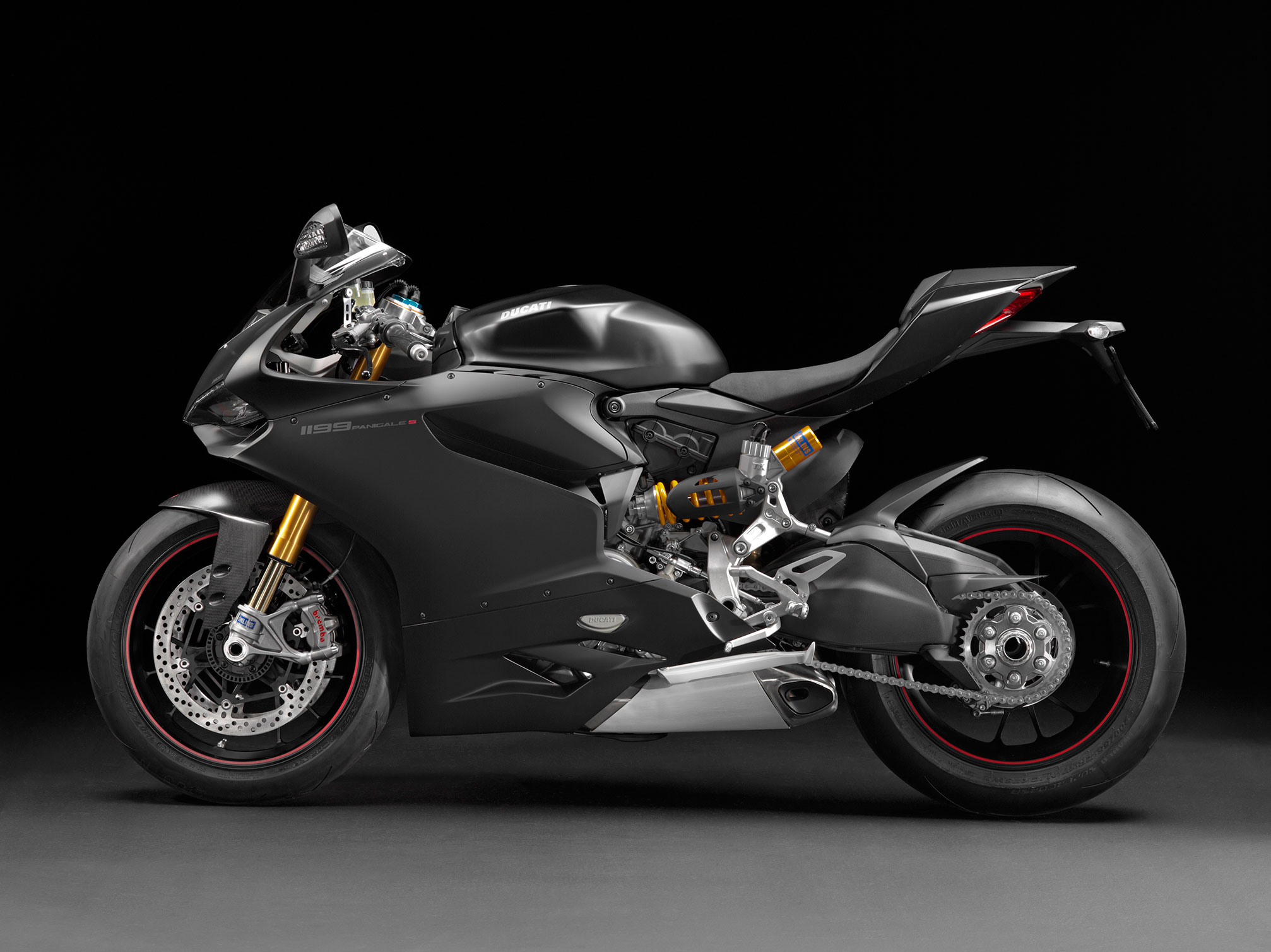 All Carbon Ducati 1199 Panigale S By Arete Americana