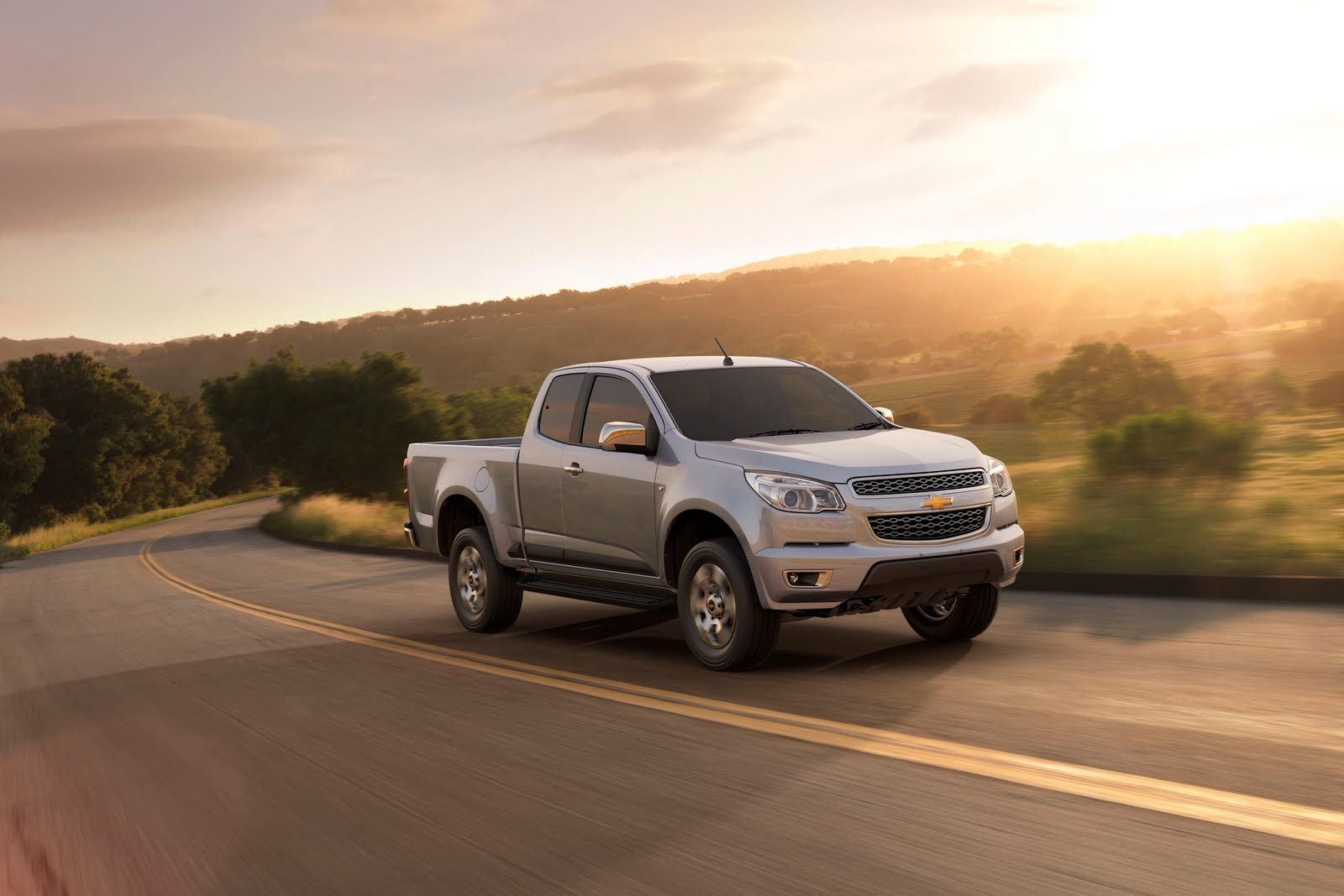 All New 2012 Chevrolet Colorado Officially Revealed