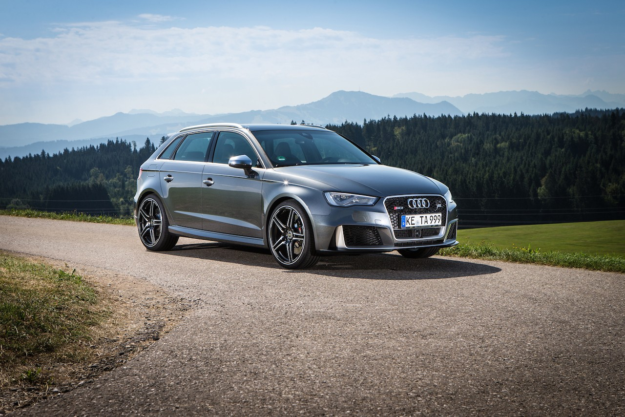 all new 2015 audi rs3 gets 430 hp from abt sportsline autoevolution. Black Bedroom Furniture Sets. Home Design Ideas