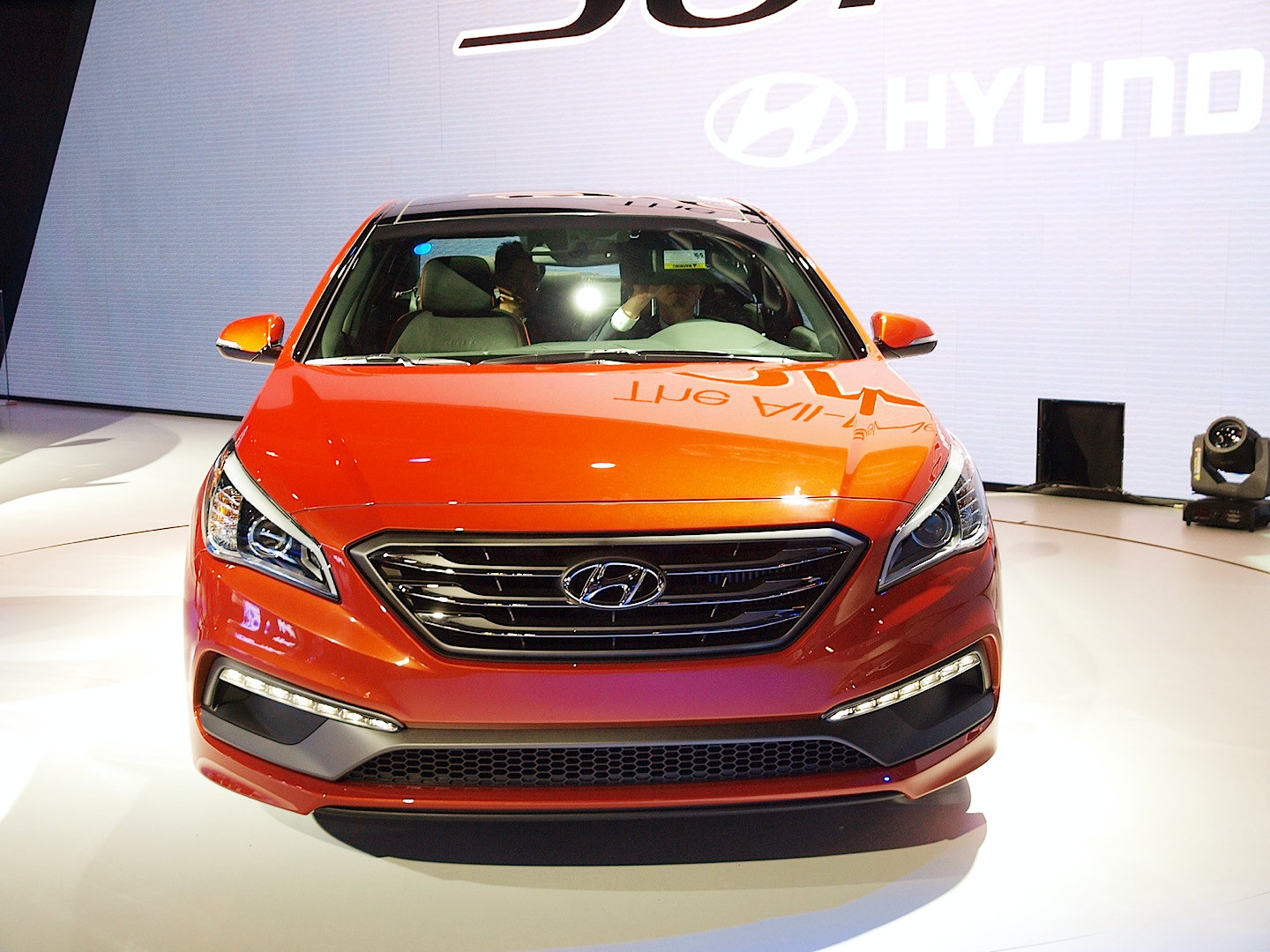 All New 2015 Hyundai Sonata Is Hot Enough For New York