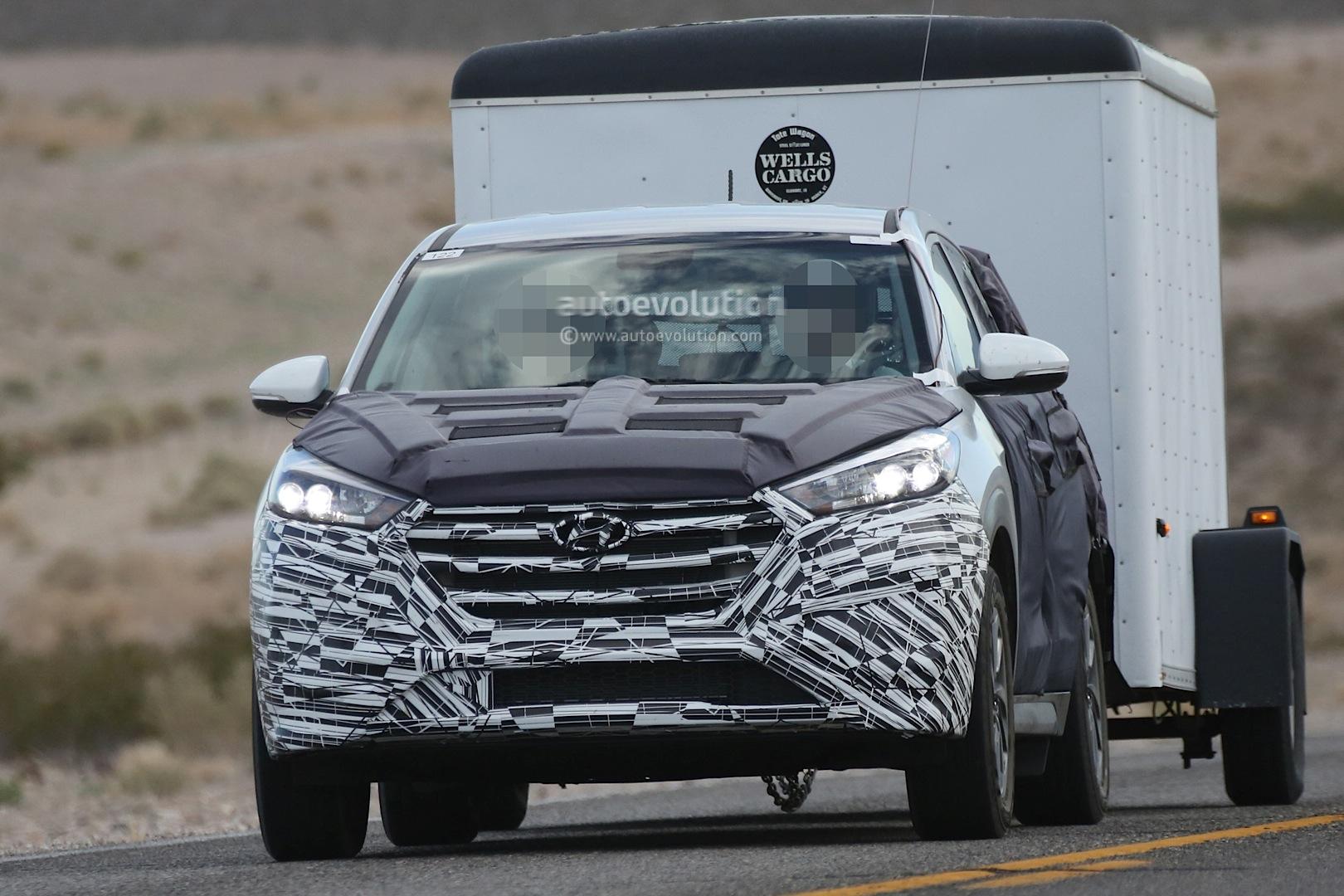 New Hyundai Tucson 2016