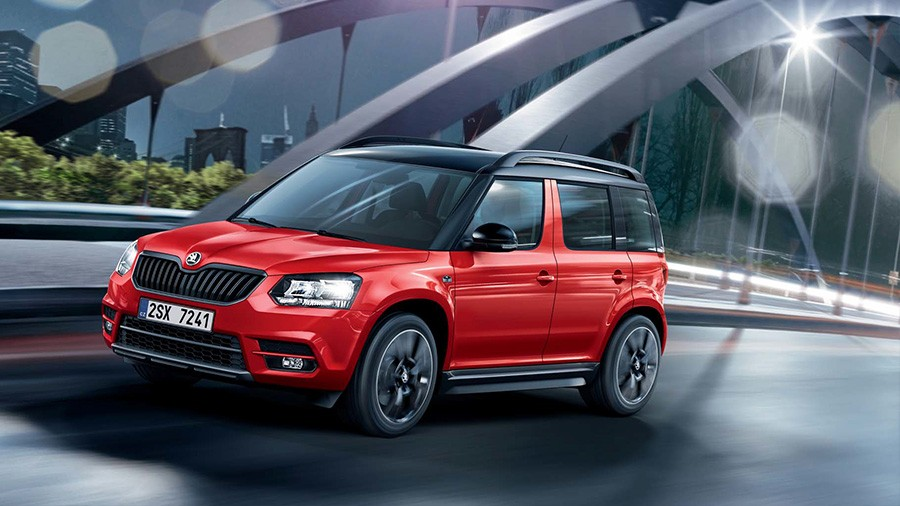 Monte Carlo Car Brand >> All-New 2018 Skoda Yeti Will Look Like the Kodiaq - autoevolution