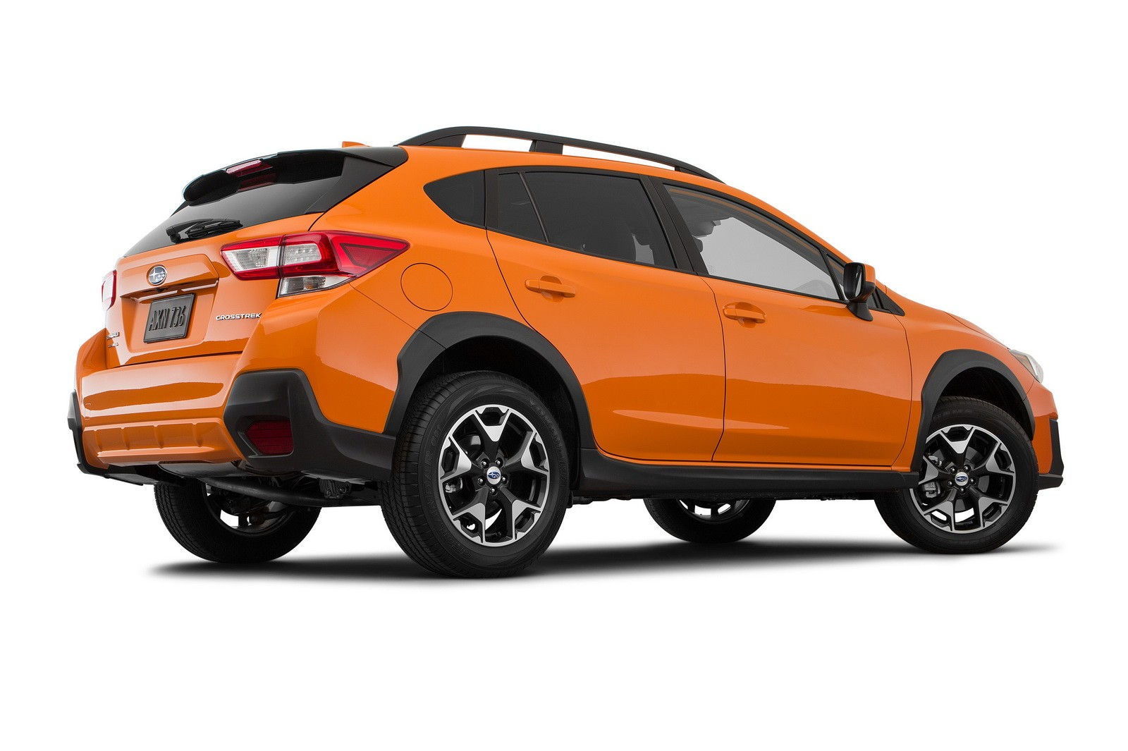 all new 2018 subaru crosstrek priced from 21 795 autoevolution. Black Bedroom Furniture Sets. Home Design Ideas