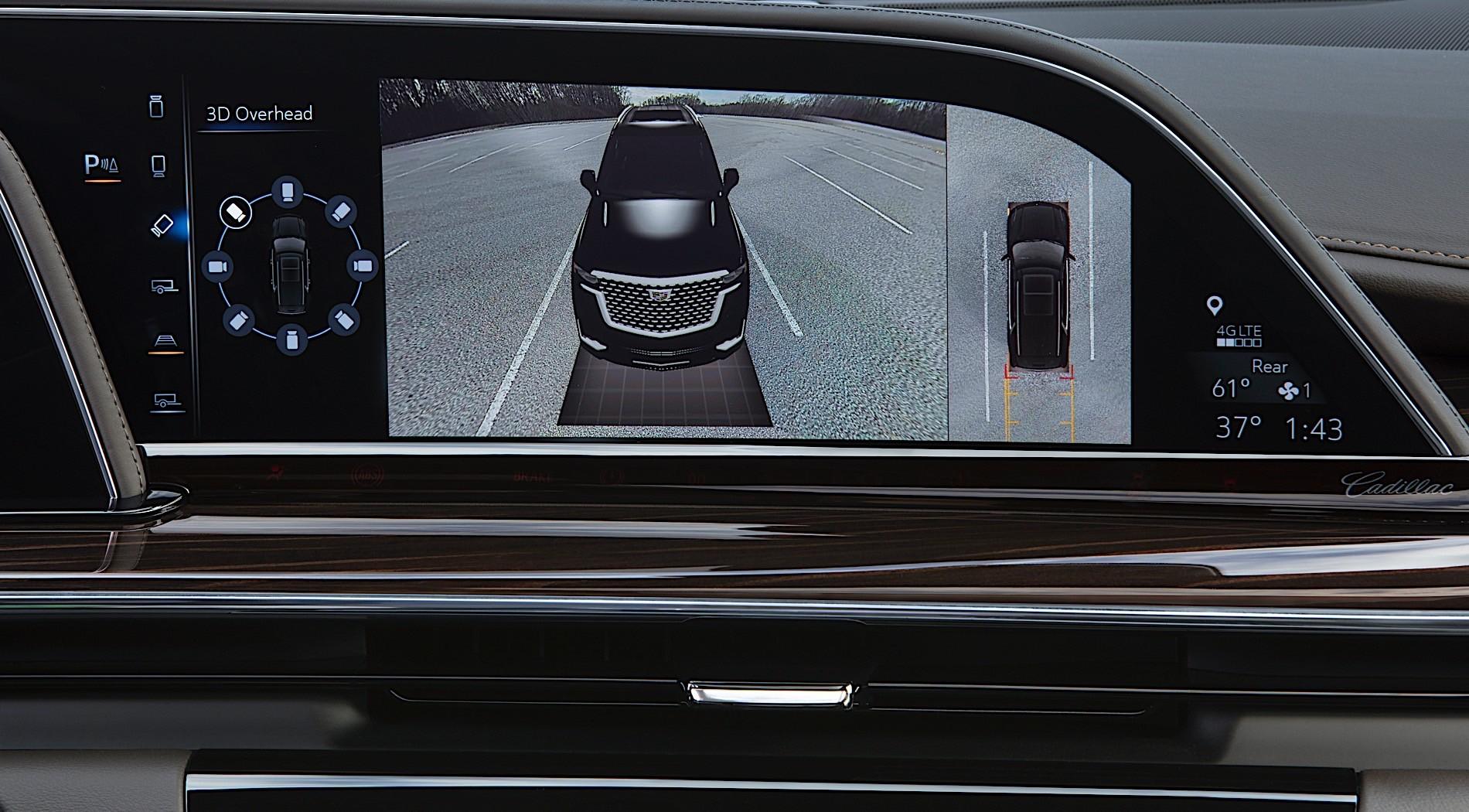 all-new 2021 cadillac escalade gets 360-degree configurator