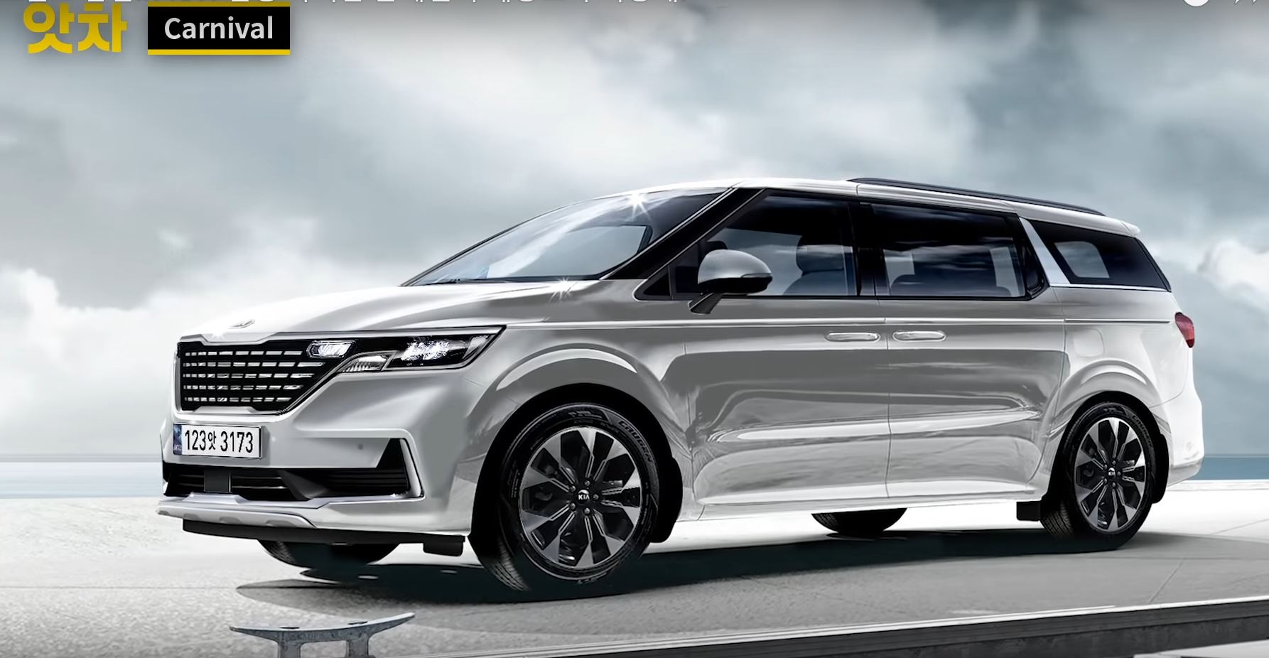 2021 The All Kia Sedona Pictures