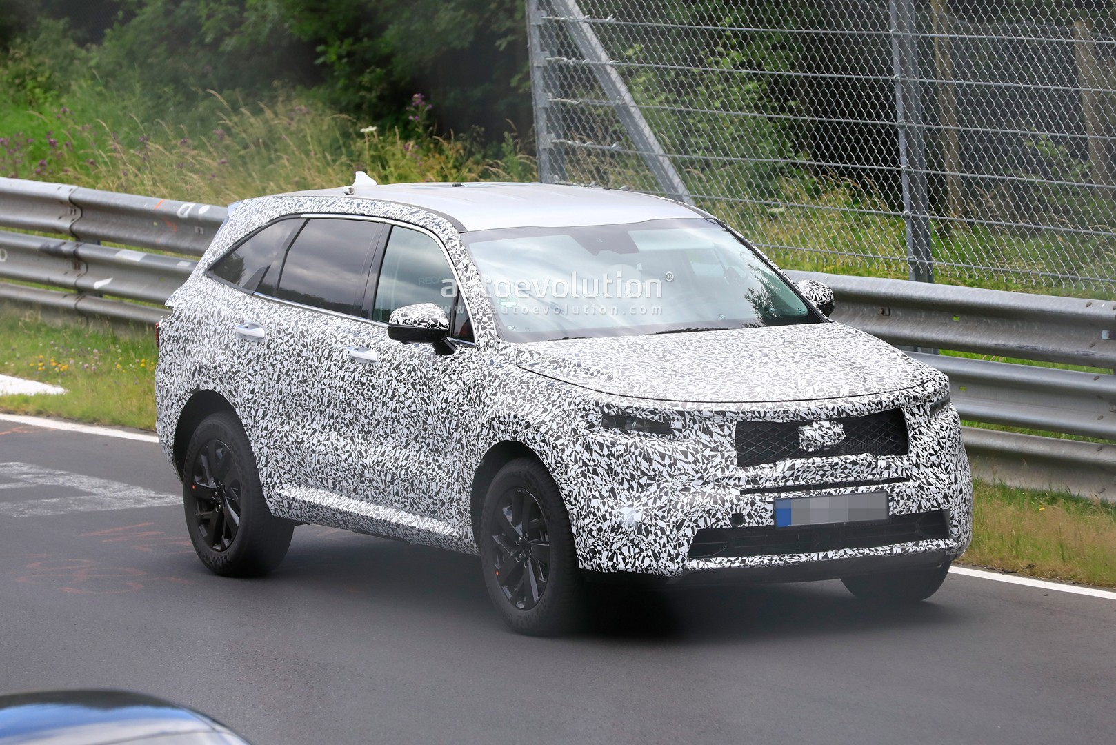 all-new 2021 kia sorento mq4 previewed  will feature hybrid power
