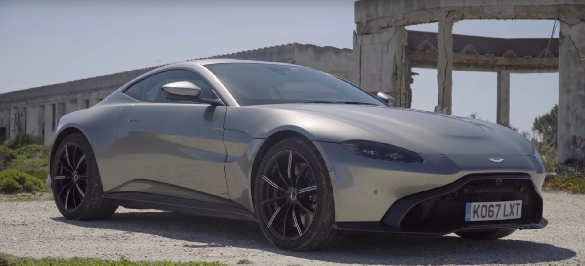 All-New Aston Martin Vantage Reviewed Against Previous Generations ...
