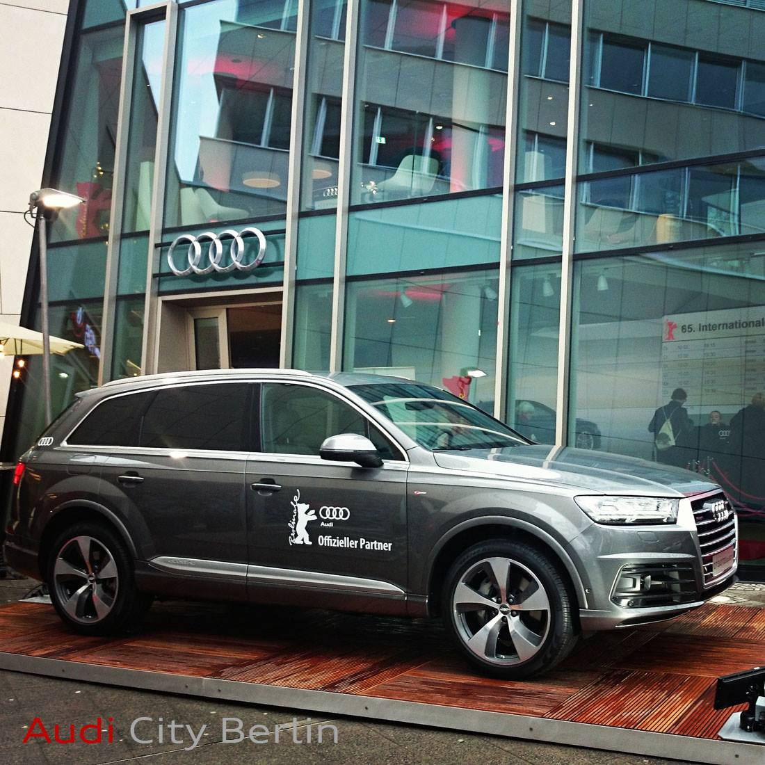 2015 Audi Q7: A New Design Language From Ingolstadt