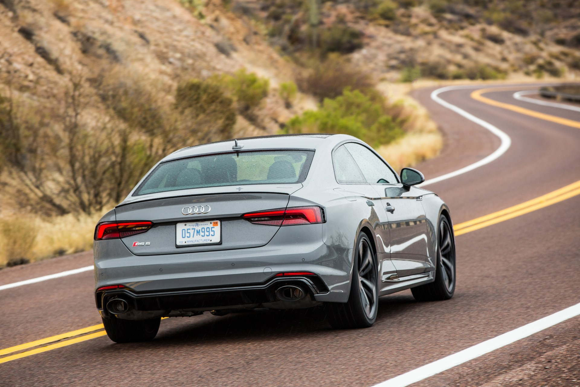 All New Audi RS5 Coupe Goes on Sale from $70 000 autoevolution