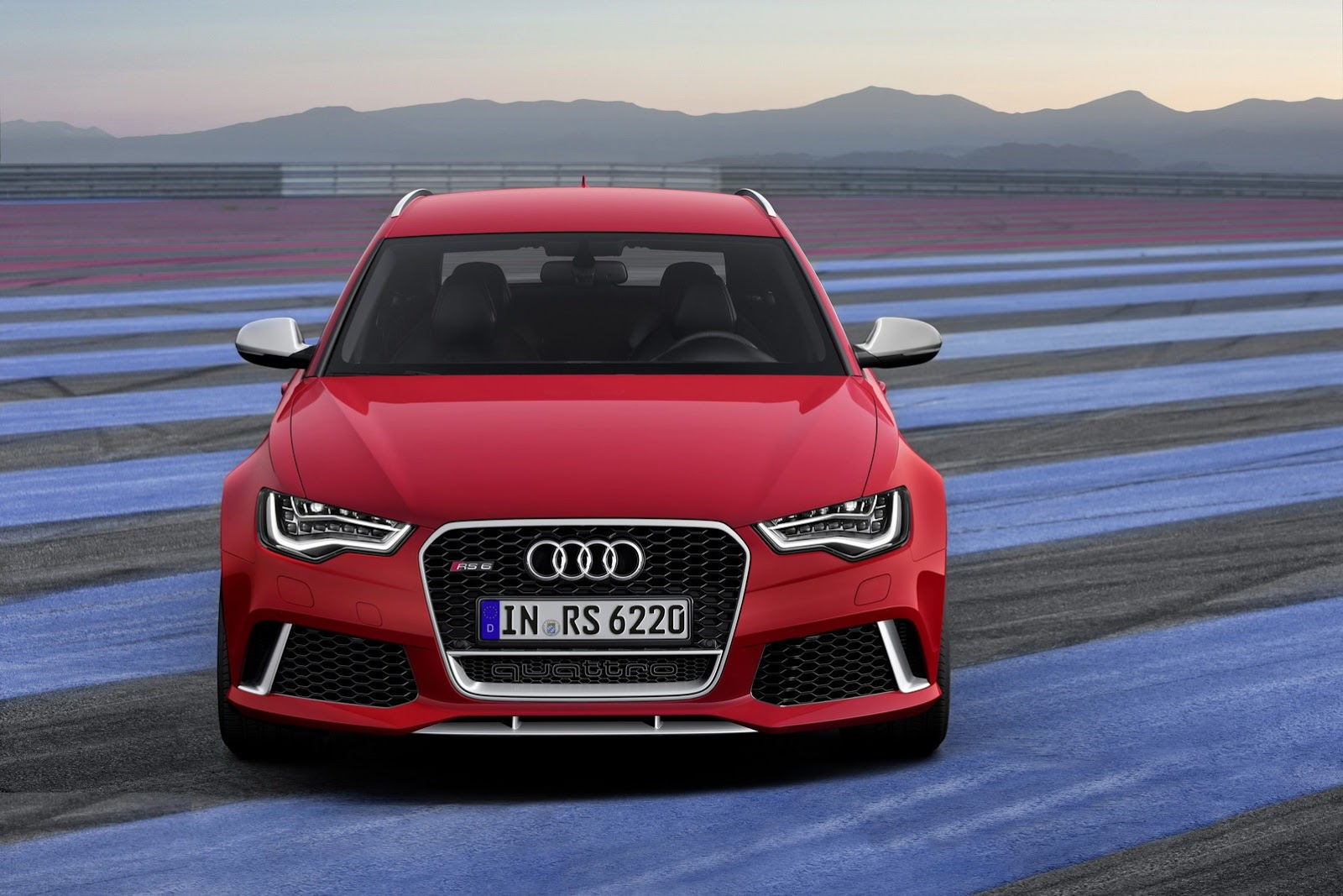 all new audi rs6 gets twin turbo v8 with 560 hp. Black Bedroom Furniture Sets. Home Design Ideas