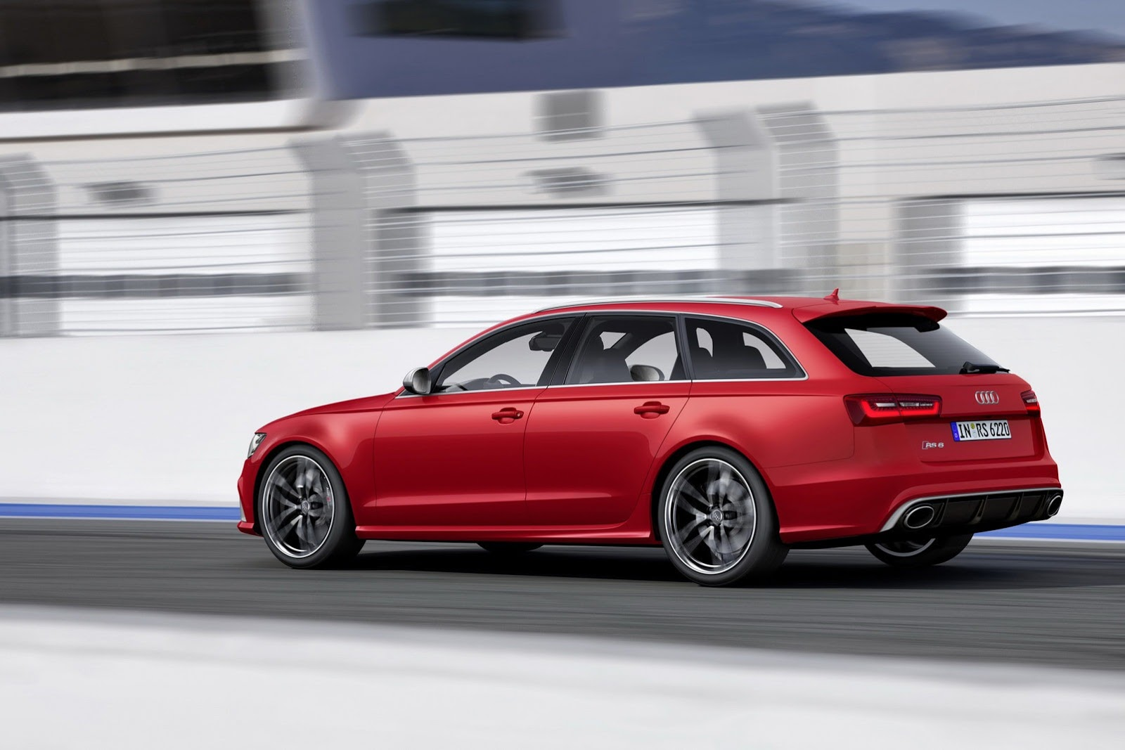 All New Audi Rs6 Gets Twin Turbo V8 With 560 Hp