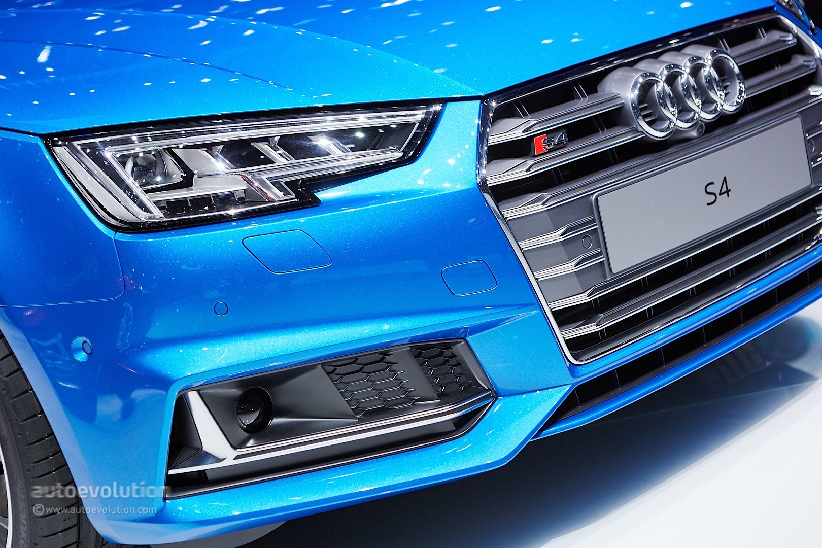 All New Audi S4 Sedan Debuts With 3 Liter Turbocharged
