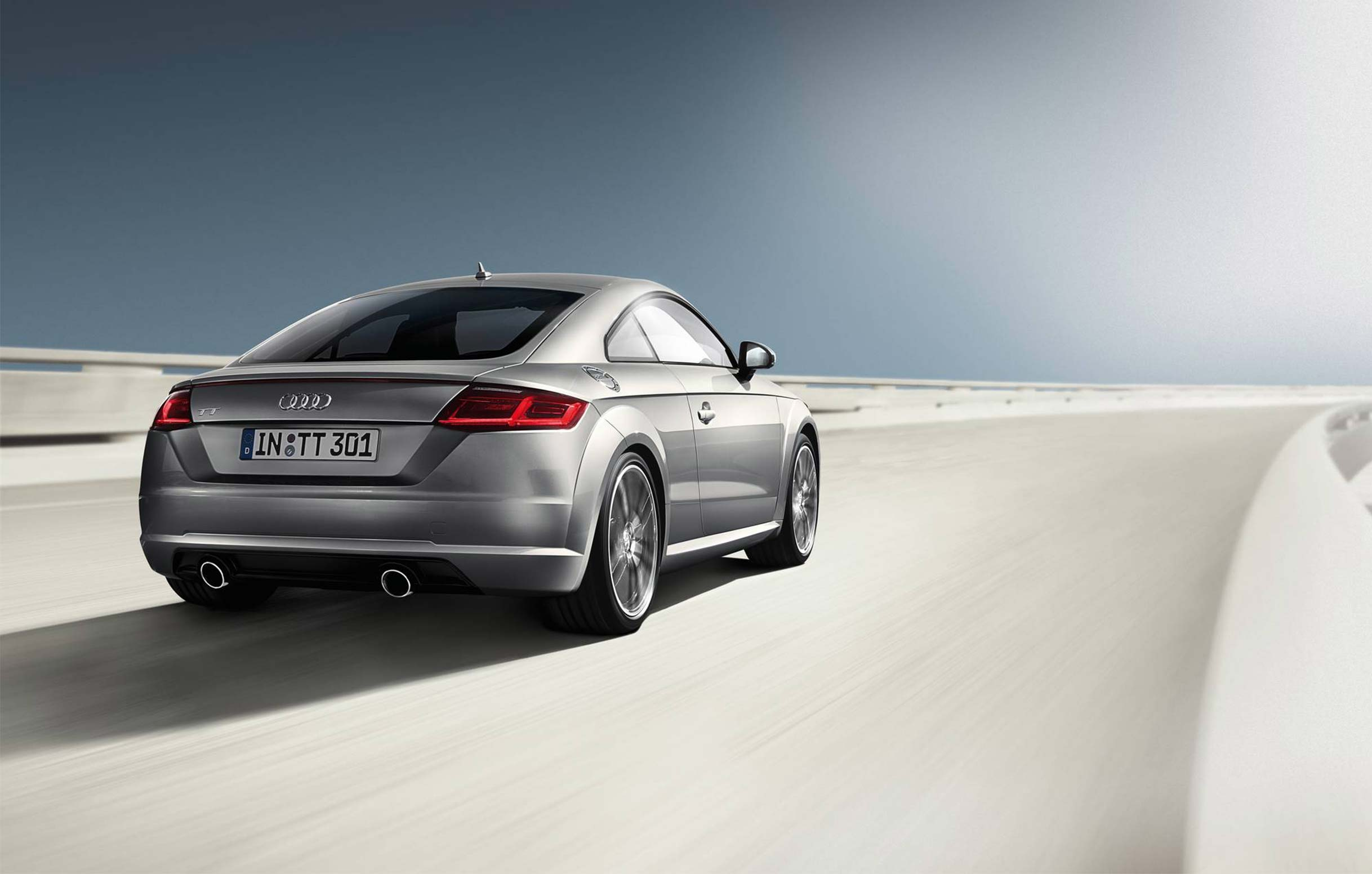 All New Audi Tt Coupe Arrives In British Showrooms From 163