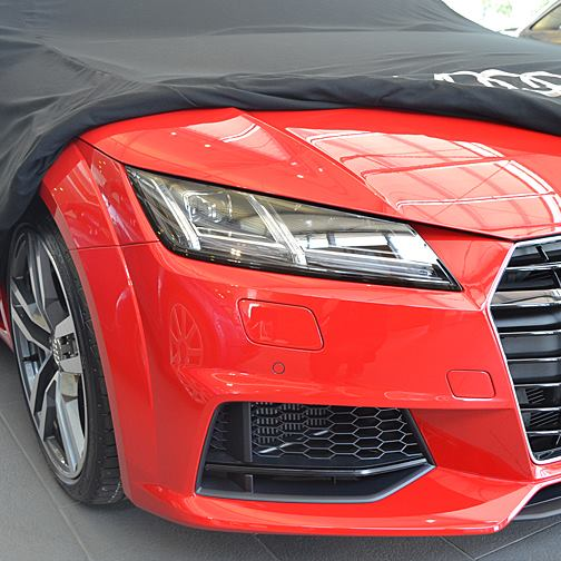 All-New Audi TT Coupe Arrives In British Showrooms From £
