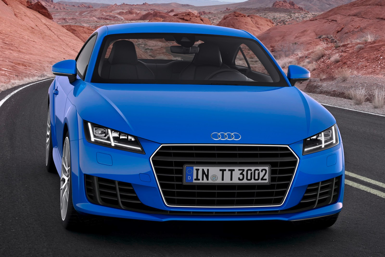 all new audi tt goes on sale in germany starts at 35 000 autoevolution. Black Bedroom Furniture Sets. Home Design Ideas