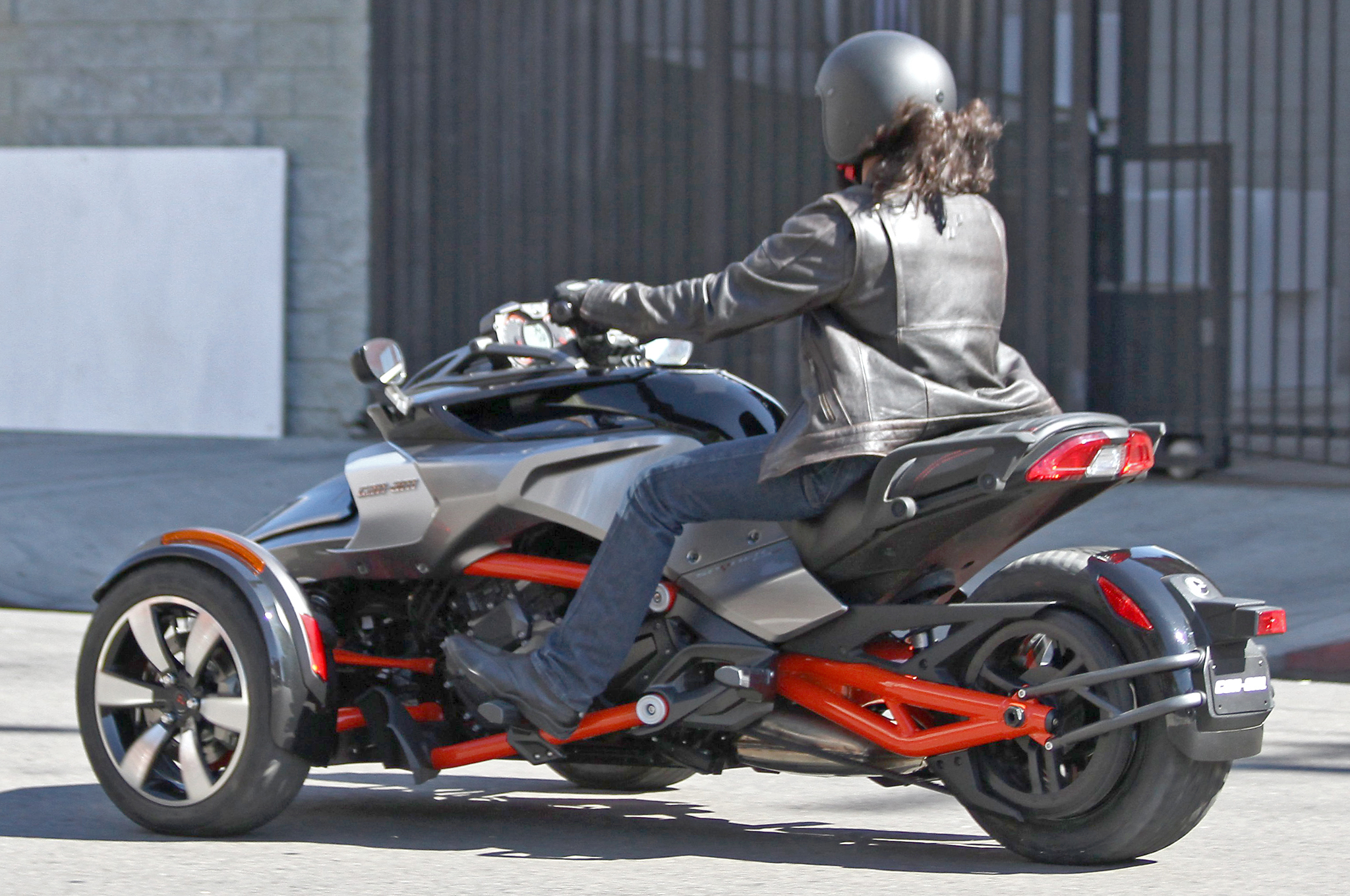 can am spyder f3 efi