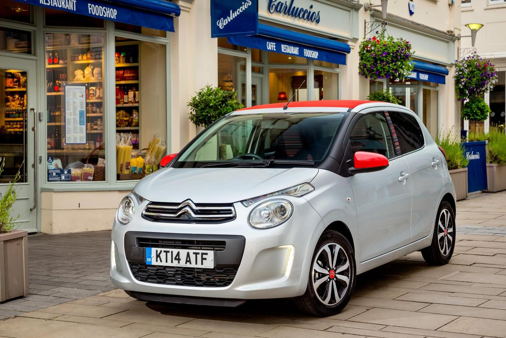All-New Citroen C1 is a Naturally Urban Runabout