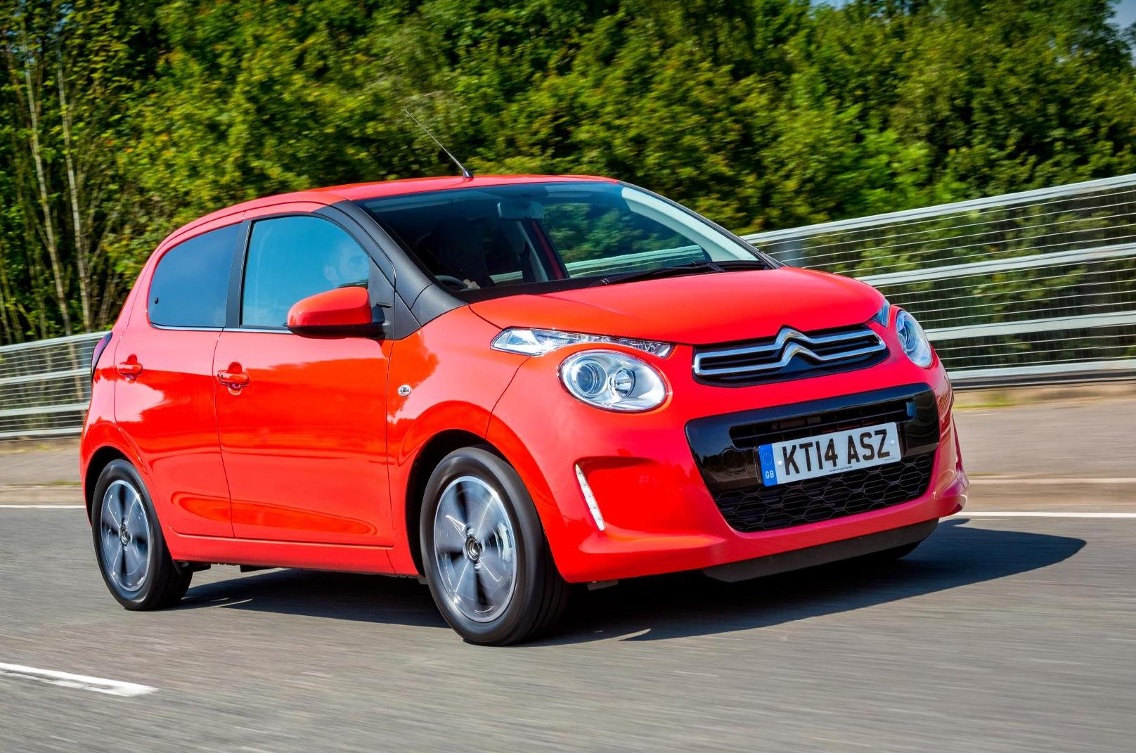 all new citroen c1 is a naturally urban runabout video autoevolution. Black Bedroom Furniture Sets. Home Design Ideas