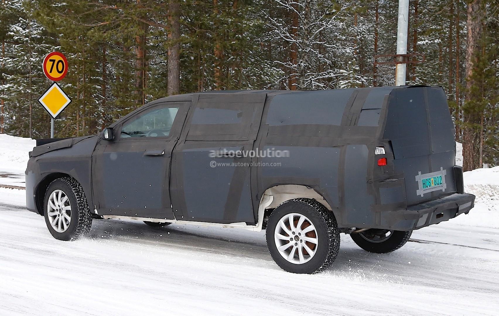 All New Dodge Dakota Mid Size Ram Pickup Truck Spied Testing Photo Gallery on 89 Dodge Dakota