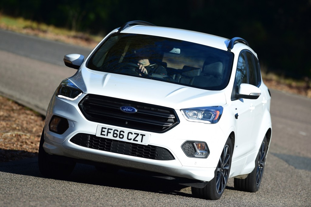All New Ford Kuga Escape Coming In 2019 With 284 HP RS Model And