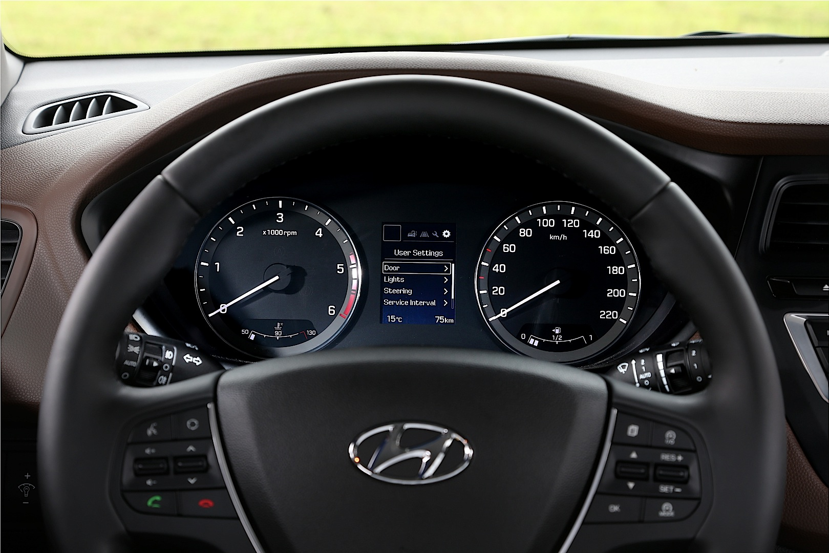 All-New Hyundai i20 Interior Detailed - autoevolution