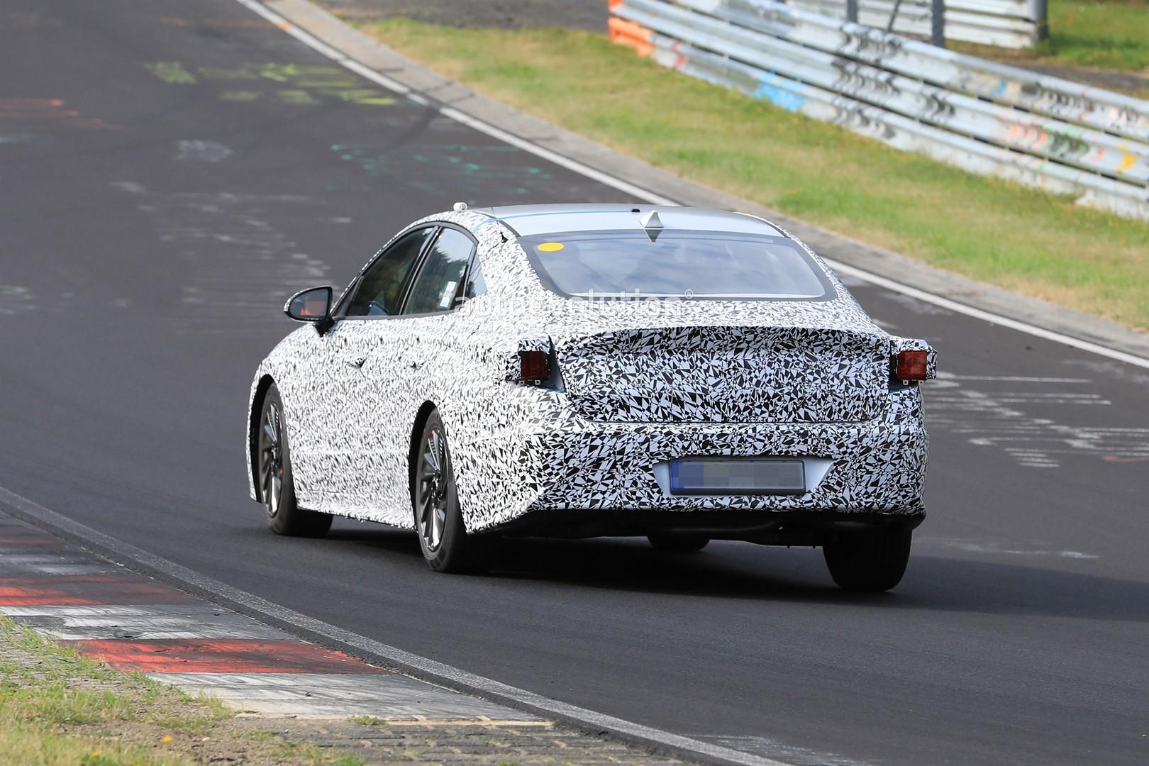 2020 Hyundai Sonata Will Have N Hot Version and Wagon ...