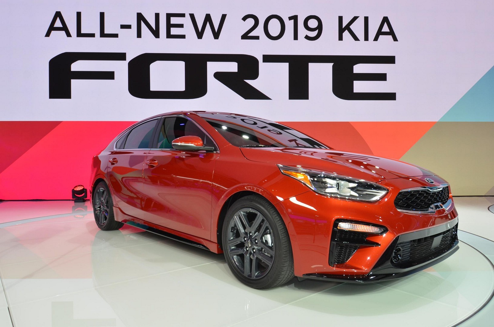 All-New Kia Forte Battle the VW Jetta, Wins With Stinger ...