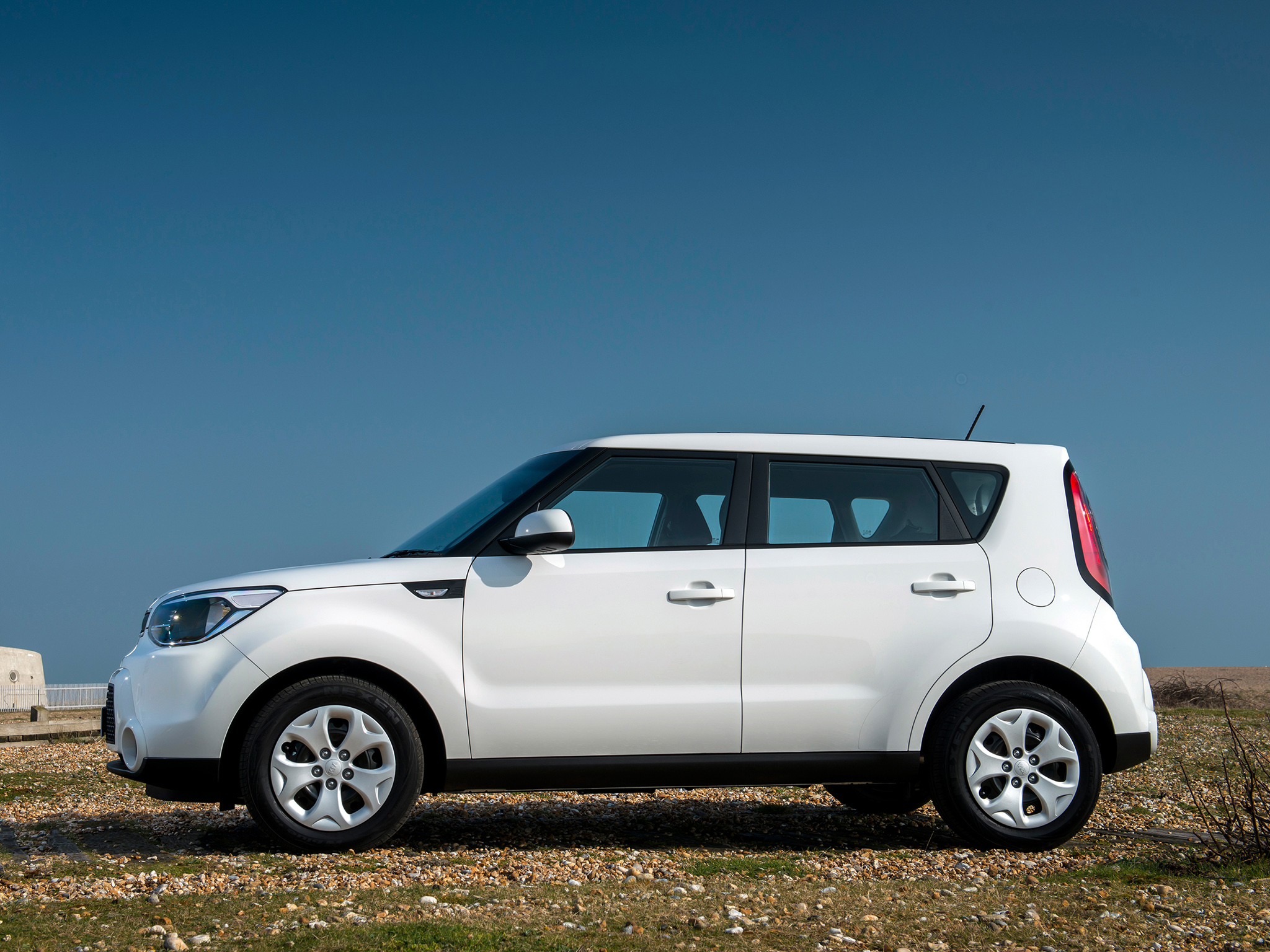 2014 Kia Soul UK Spec ...