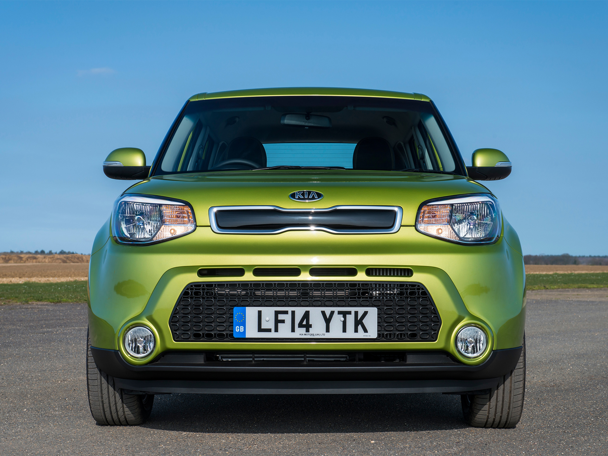 2014 kia soul earns five star safety rating from nhtsa autoevolution. Black Bedroom Furniture Sets. Home Design Ideas