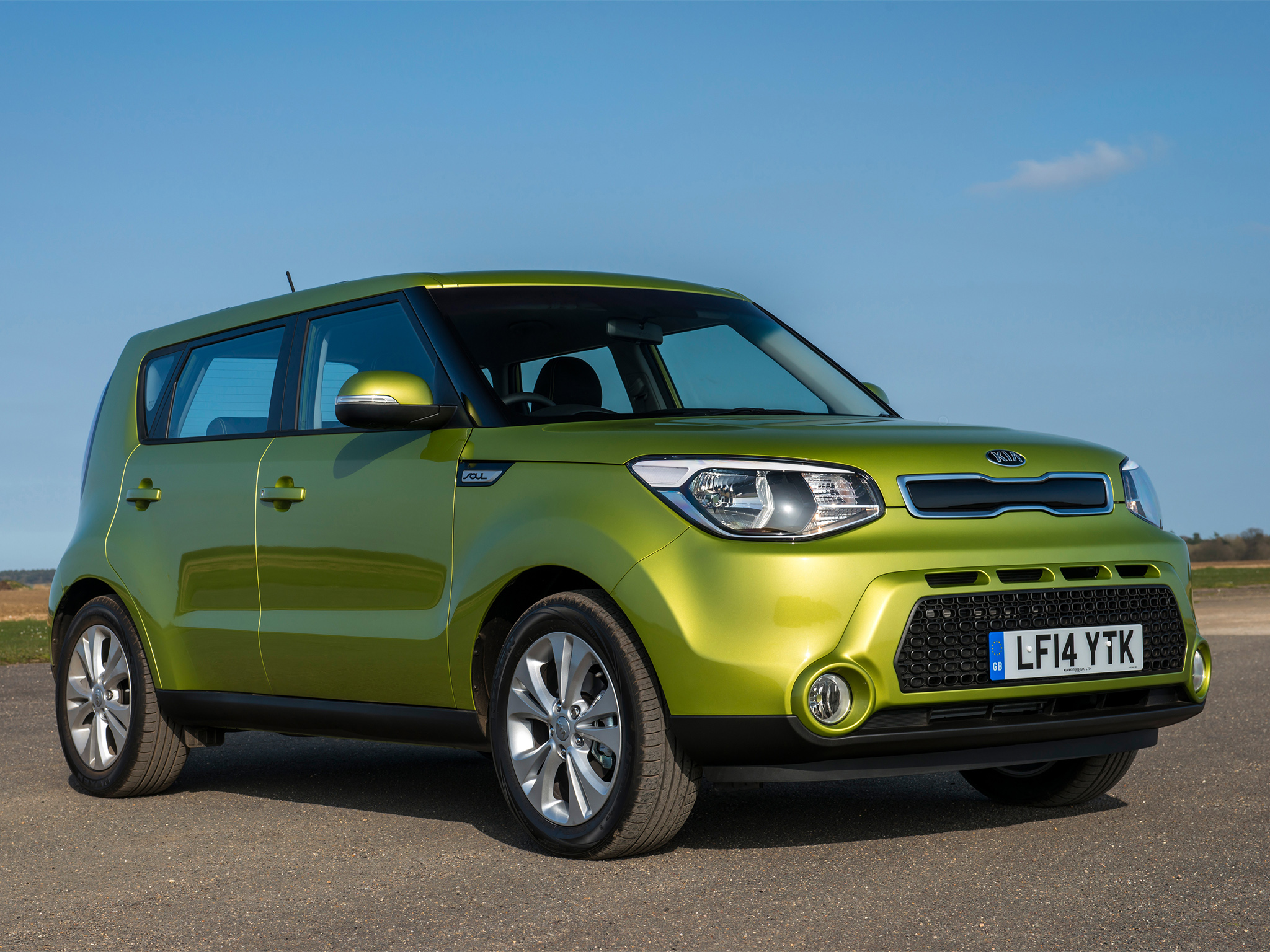 2014 Kia Soul Earns Five Star Safety Rating From Nhtsa