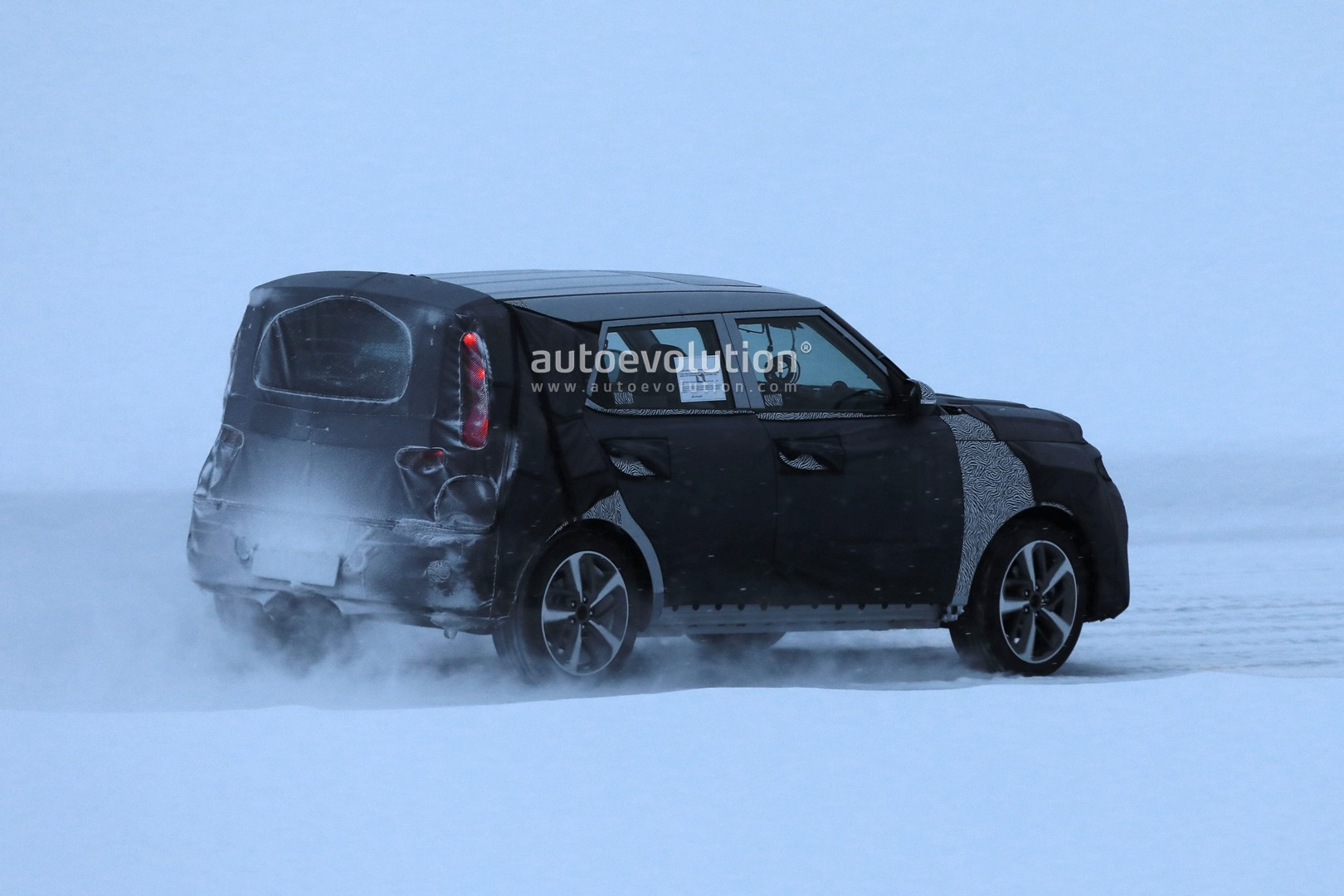 ... All New Kia Soul Makes Spyshots Debut, Should Have AWD ...