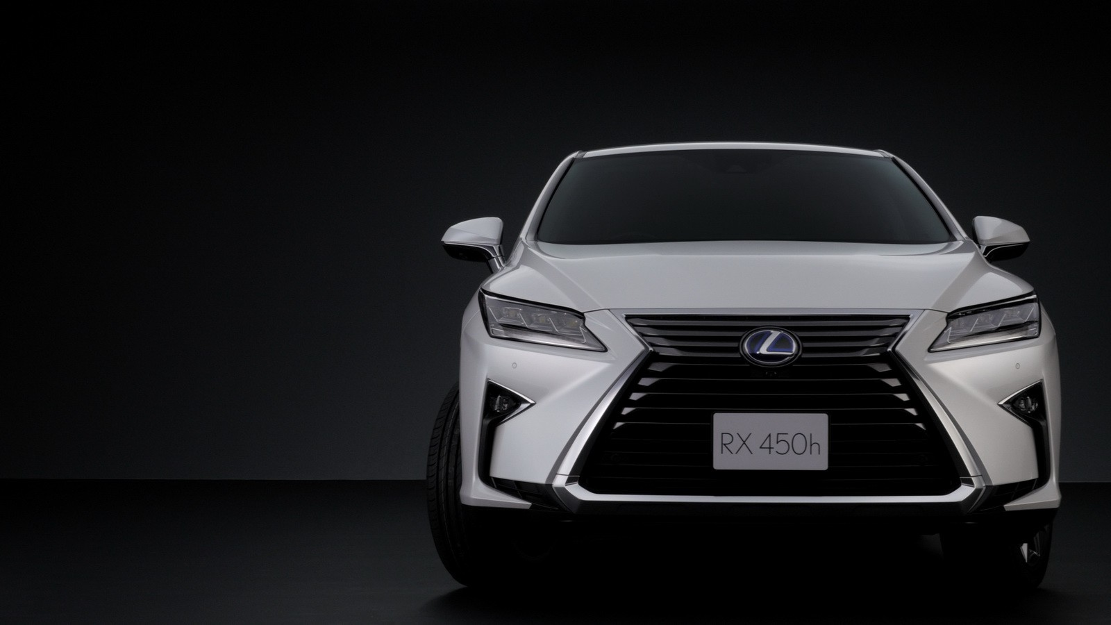 2016 Lexus Rx 200t And 450h
