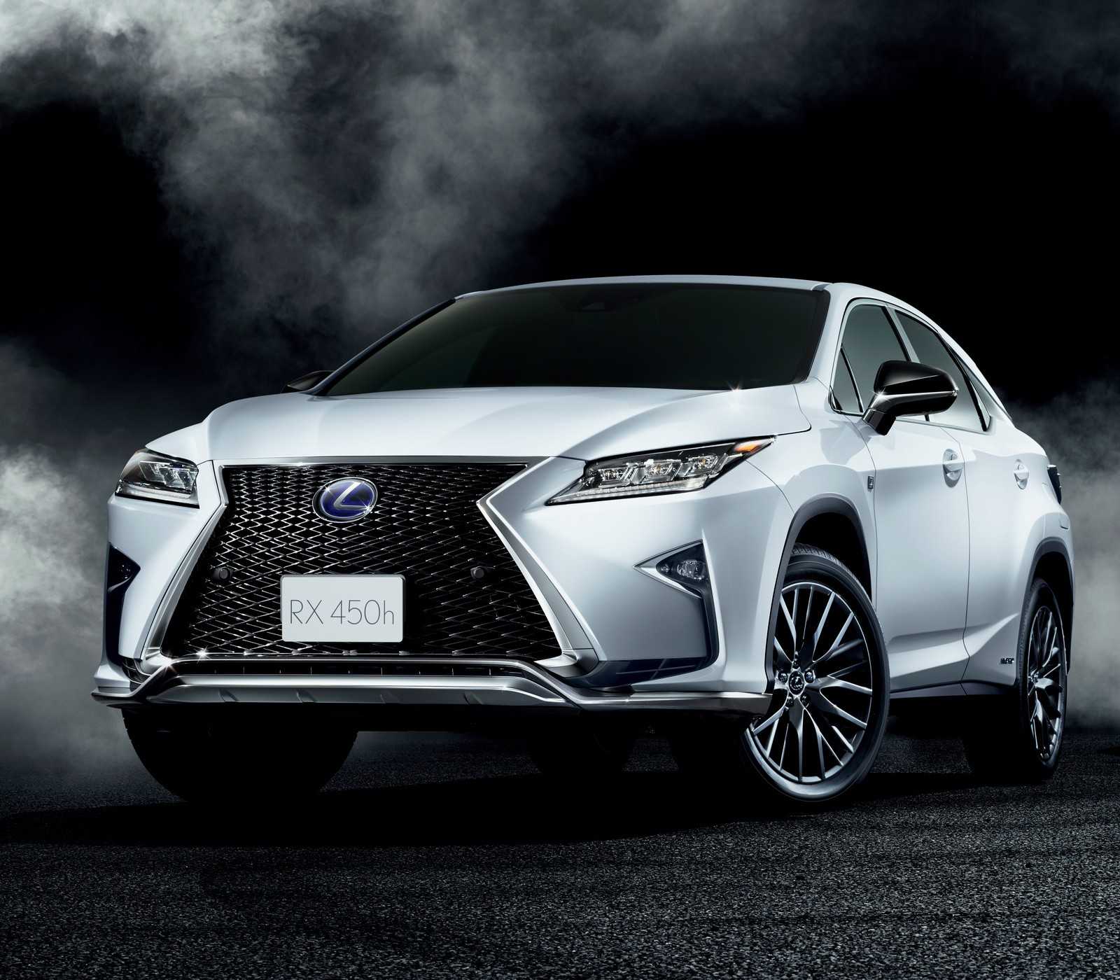 Lexus Rx 450h: All-New Lexus RX Debuts In Japan With 2-Liter Turbo And