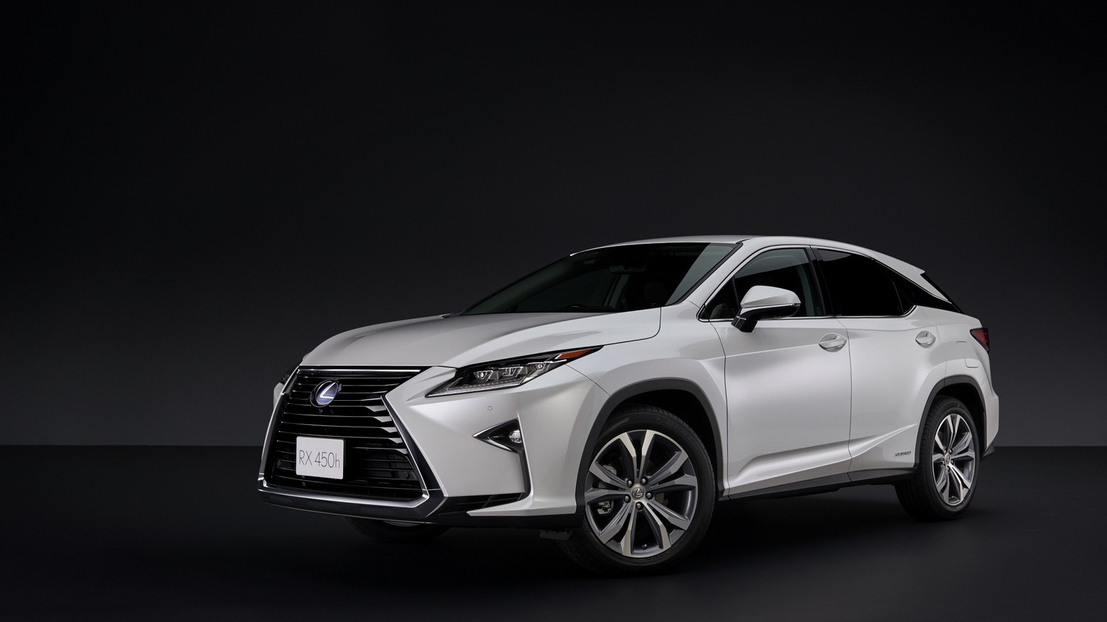 All New Lexus Rx Debuts In Japan With 2 Liter Turbo And