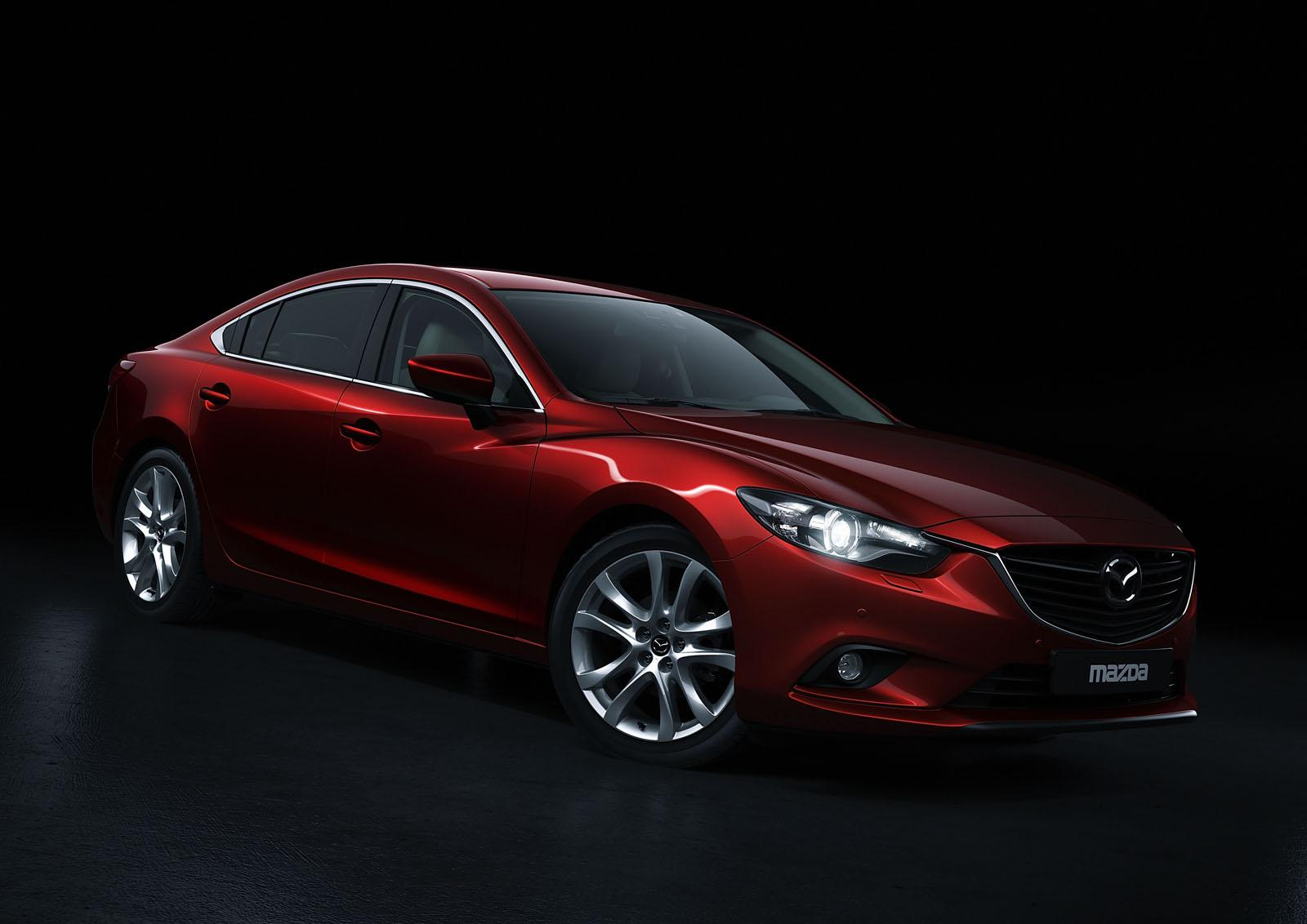 All-new Mazda 6 Officially Unveiled