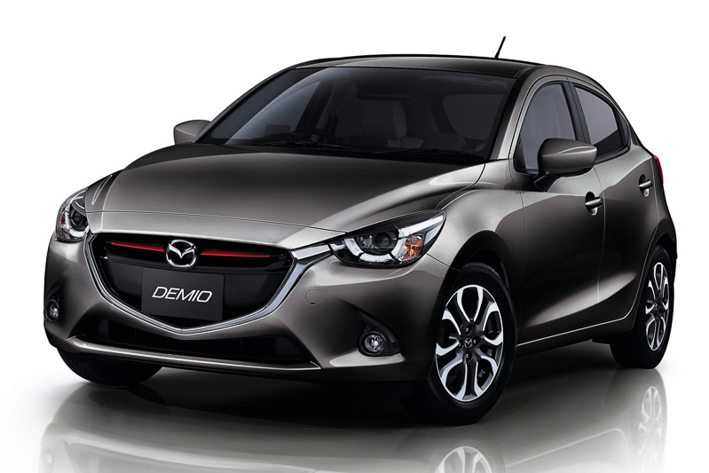 All New Mazda2 Goes On Sale In Japan From 1 35 Million Yen