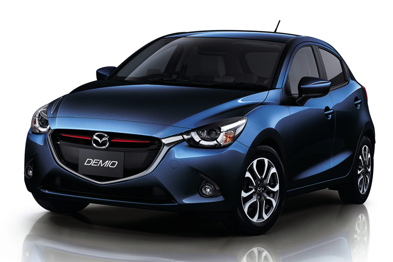 All New Mazda Goes On Sale In Japan From Million Yen Video