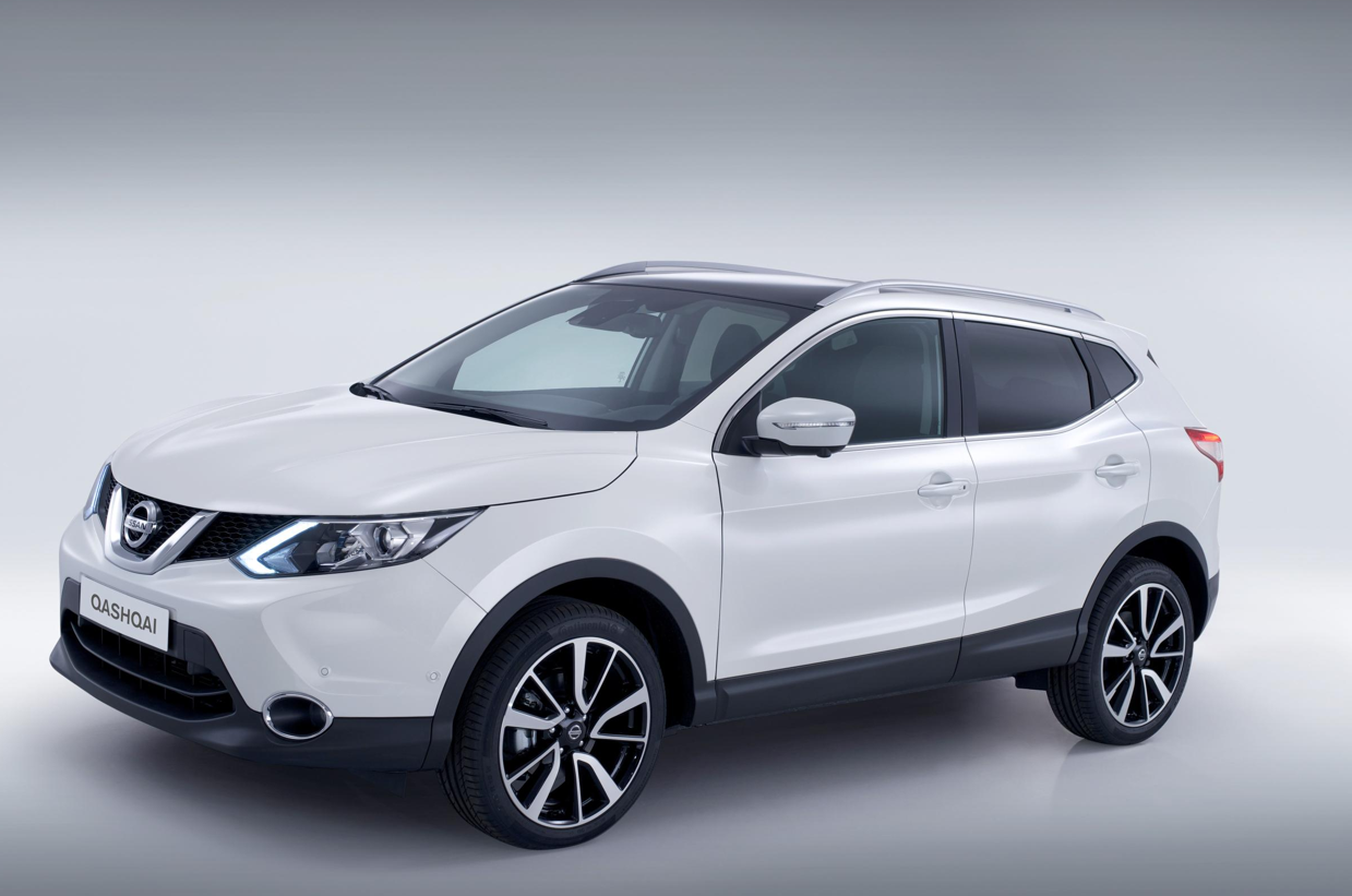 All-New Nissan Qashqai UK Prices And Specs Announced