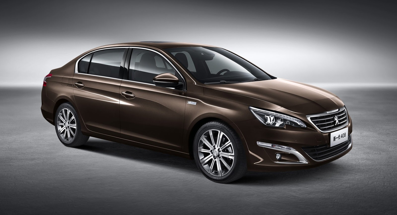 Ford Focus Sport >> All-New Peugeot 408 Sedan Revealed in China, Is a Longer 308 With a Boot - autoevolution