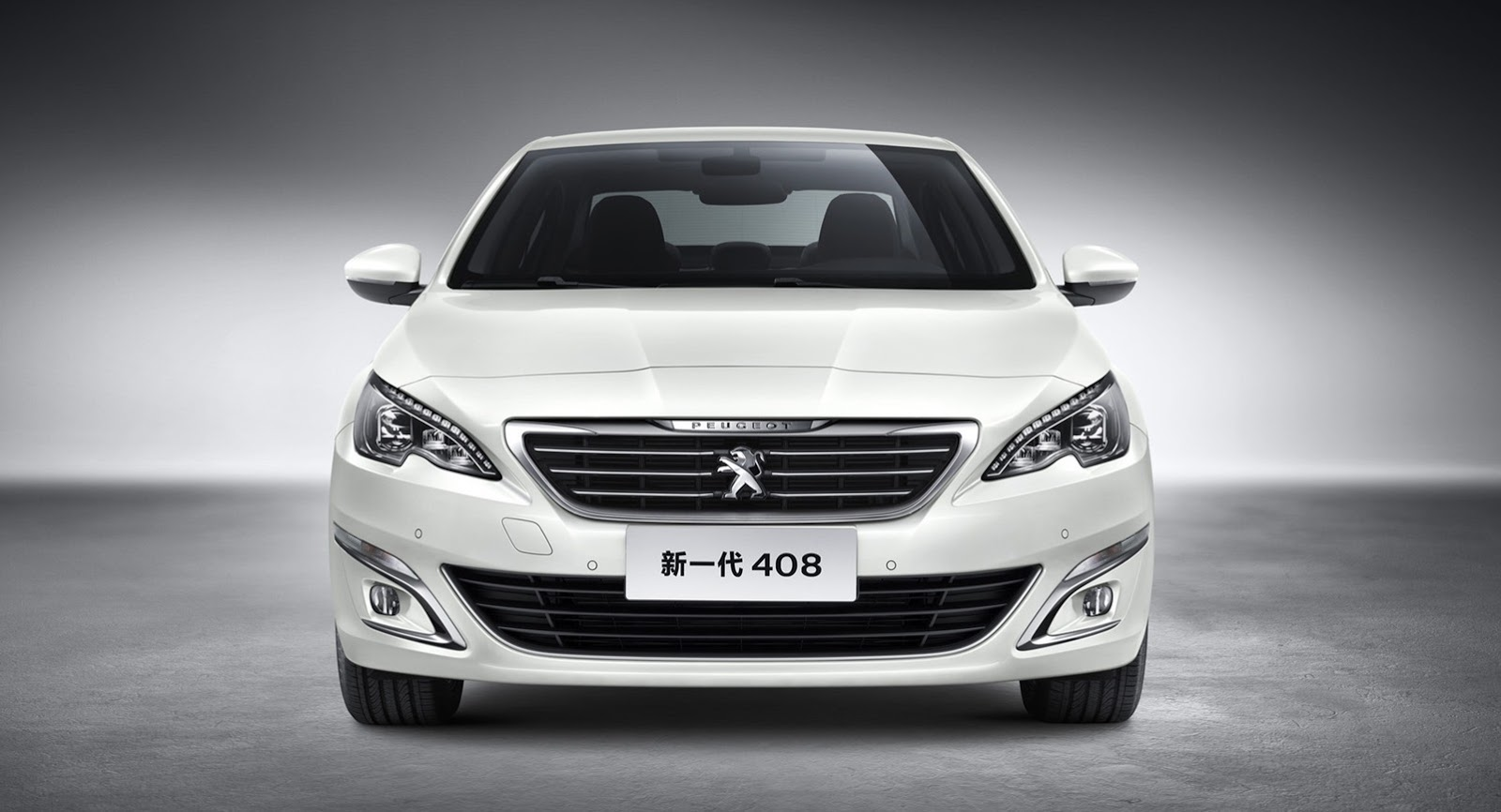 All-New Peugeot 408 Sedan Revealed In China, Is A Longer