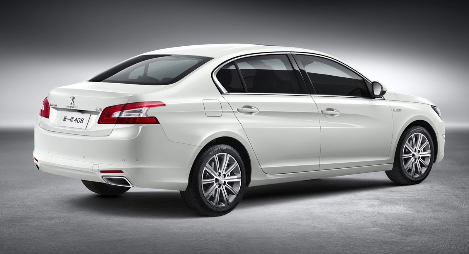 Peugeot 301 2016 Interior >> All-New Peugeot 408 Sedan Revealed in China, Is a Longer 308 With a Boot - autoevolution