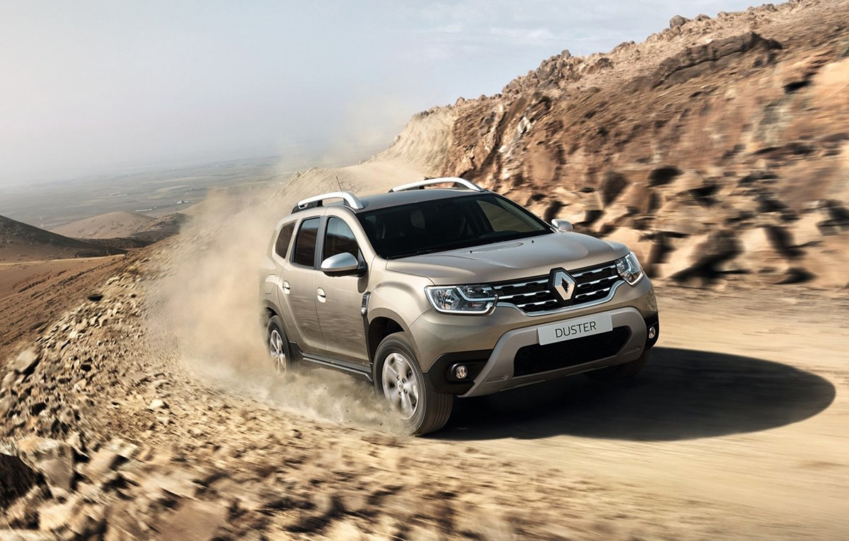 Renault Oroch Entering Production: 4-Door Duster Pickup ...
