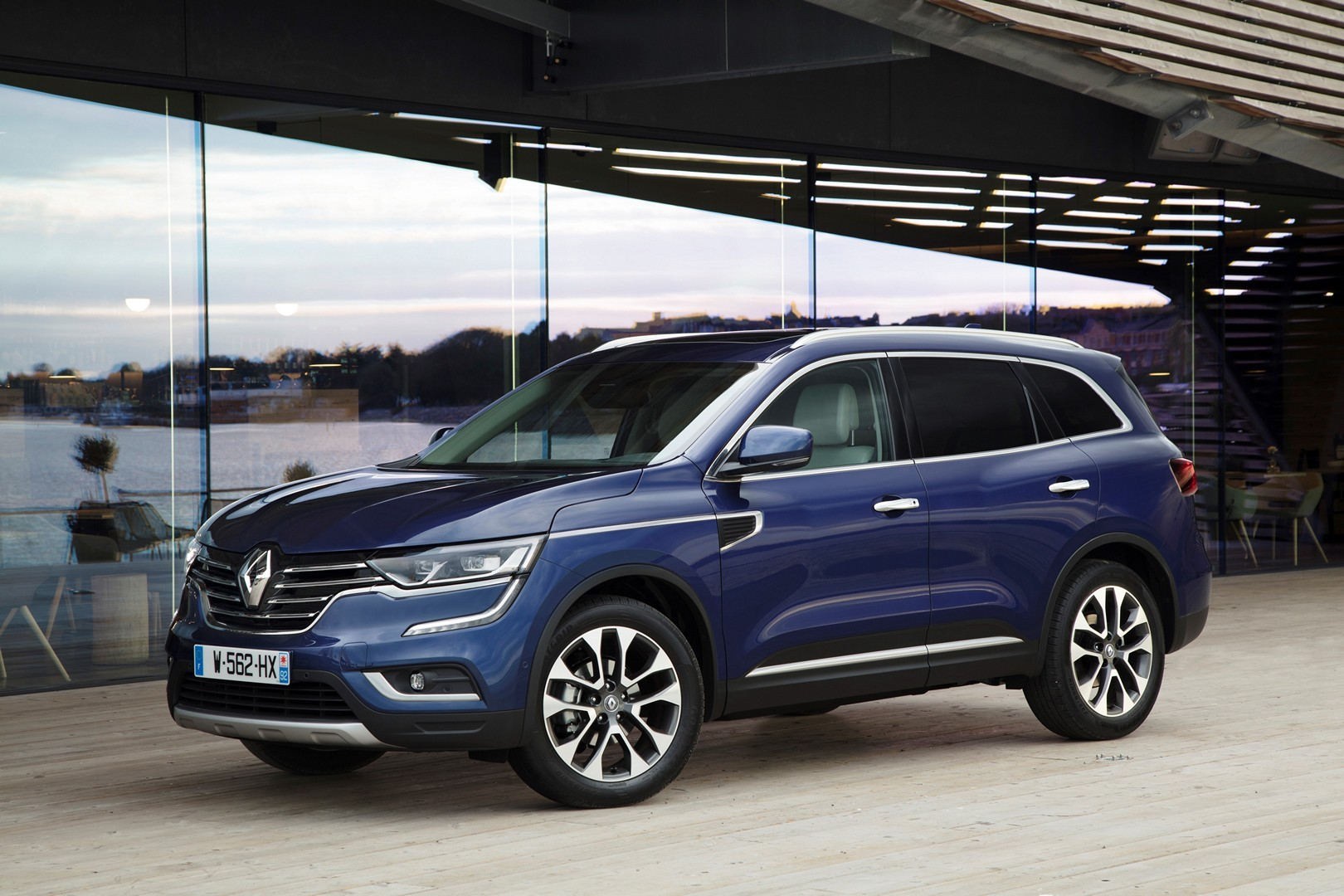 second generation renault koleos confirmed slated to debut in 2016 autoevolution. Black Bedroom Furniture Sets. Home Design Ideas