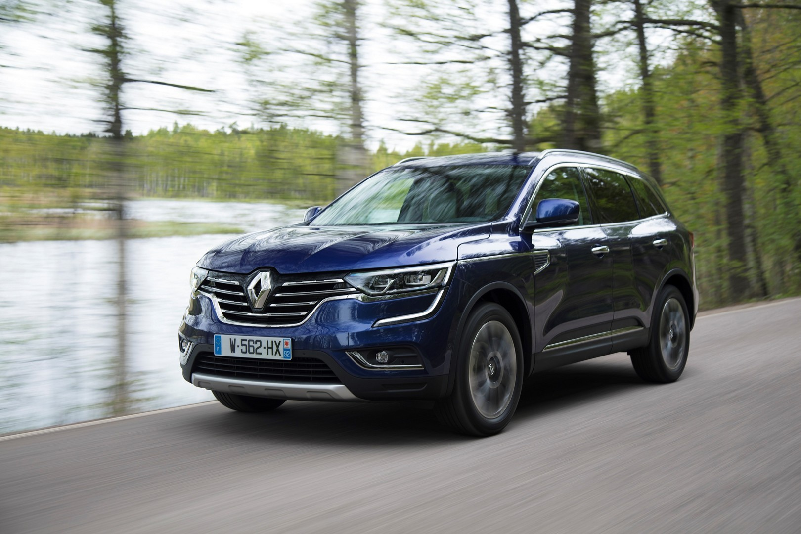 second generation renault koleos confirmed slated to. Black Bedroom Furniture Sets. Home Design Ideas