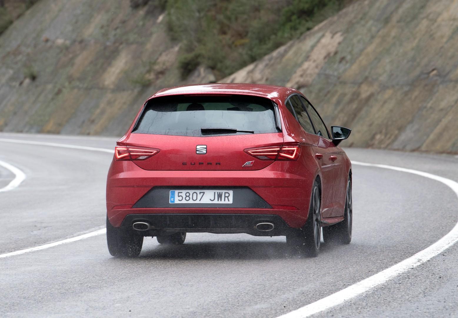 All-New SEAT Leon Coming by 2020, Electric Cupra Model Under Development - autoevolution
