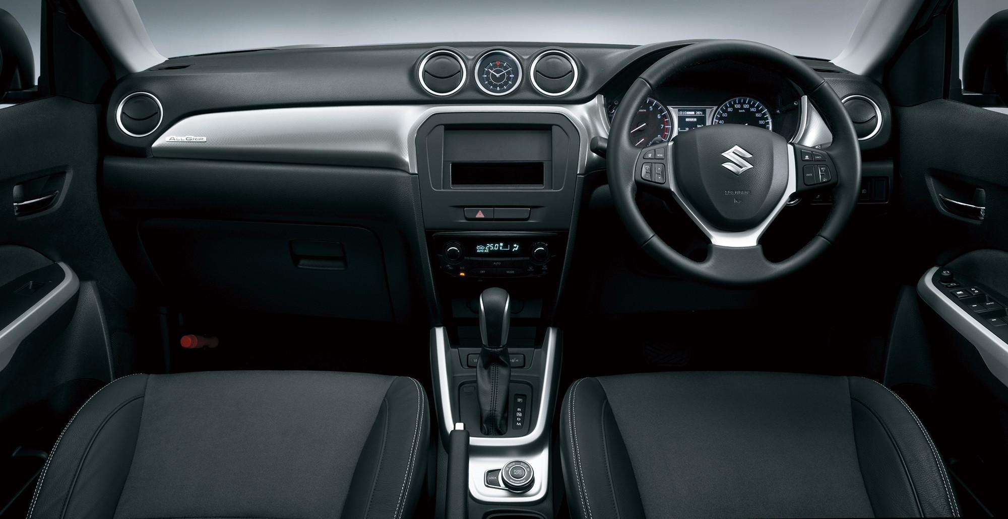 All New Suzuki Escudo Launched In Japan It S Actually The Hungarian Made Vitara Autoevolution