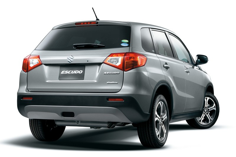 All New Suzuki Escudo Launched In Japan It S Actually The