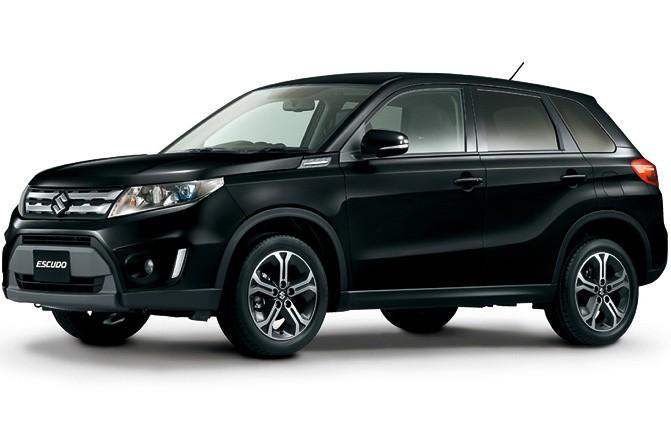 ... 2015 Suzuki Escudo ...